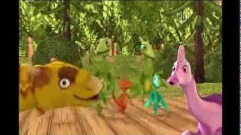 Dinosaur Train - Pteranodon Family World Tour