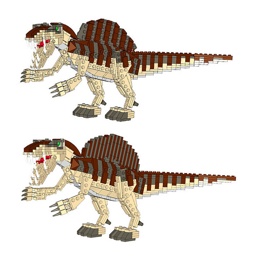 Dinosaur train wiki fanfiction oc glercy meilong - Lego spinosaurus ...
