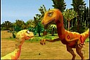 Dinosaur train-(derek the deinonychus