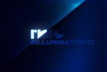 Rmc new branding -ILLUMINATERMC poster illuminating