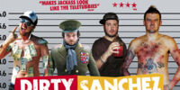 Dirty Sanchez the movie