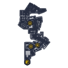 Chapel - Map with objectives