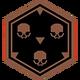 Triple Kill (Badge)