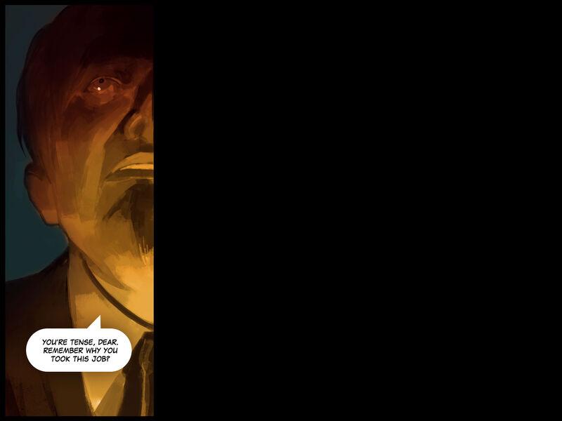 Rogue en Vogue Update - Comic - MercSERV Archive Bashki Case - 11