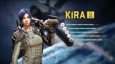 Dirty Bomb Merc Role Call - Kira makes her return