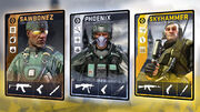 Unlock and Load - Second Edition Loadout Cards