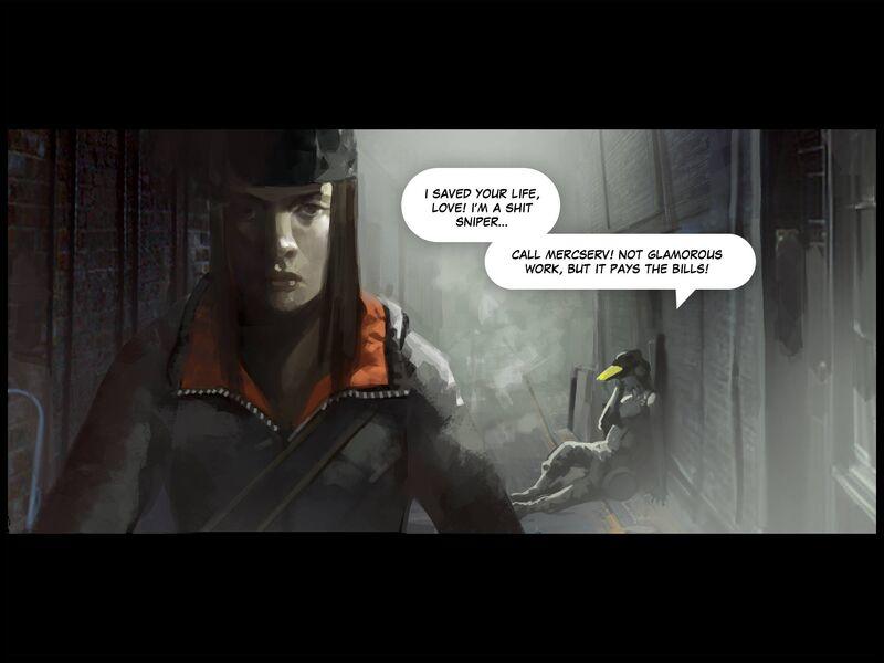 Rogue en Vogue Update - Comic - MercSERV Archive Bashki Case - 55