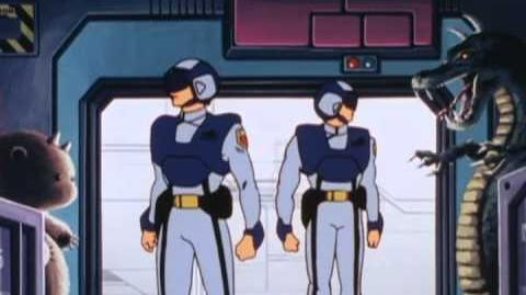 Dirty Pair OVA Episode 10 (Sub) No Need to Listen to the Bad Guys. We are Space Truckers!
