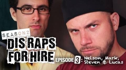 Dis Raps for Hire. Season 2 - Ep