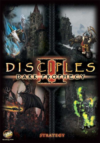 Disciples 2 cover