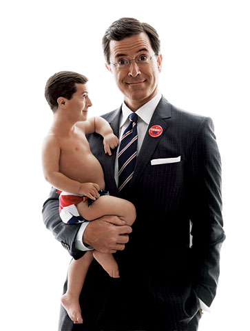 Colbertandbaby
