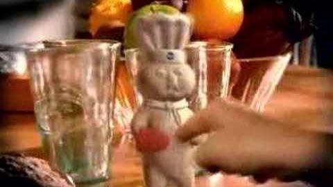 Doughboy Took Milk
