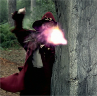 Wizard leader spell