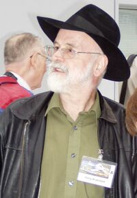 Terry Pratchett 2005
