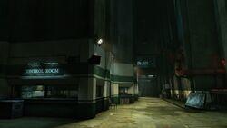 Coldridge control room 1