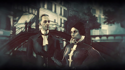 Aristocrats drapers ward