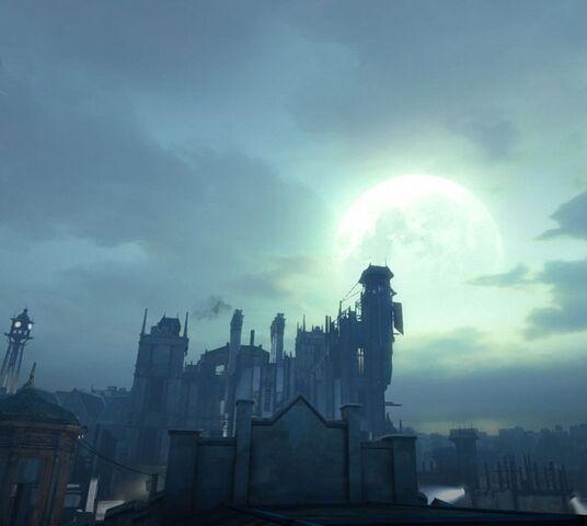 File:Dunwalltowernight.jpg
