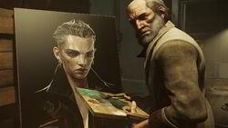 Sokolov painting delilah