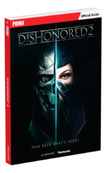 Dishonored 2 Strategy Guide standard cover