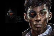 DotO Eye Artifact Concept