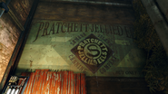 Pratchett eels sign