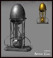 Concept art boyle egg