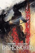 Comics 4 Cover B