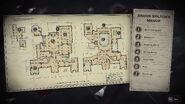 Map of Stilton Manor