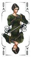 Tarot queen pistols