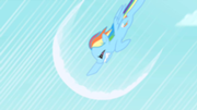 180px-Rainbow Dash's first attempt at sonic rainboom S1E16
