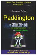 Paddington of Star Command The Adventure Begins Poster