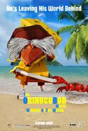 The Orinoco Movie Womble Out of Water Poster