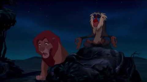 Simba (Rango) Trailer