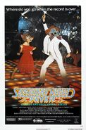 Saturday Night Fever (Disney and Sega Animal Style) Poster