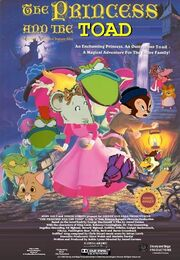The Princess and the Toad Poster