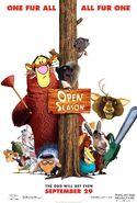 Open Season (Disney and Sega Version) Poster
