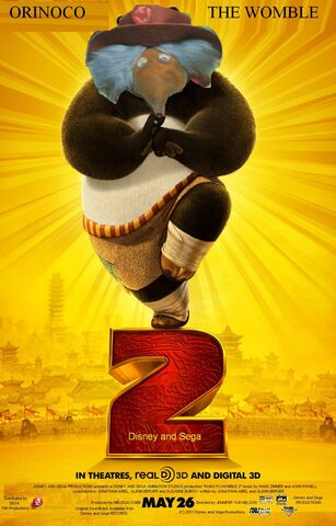 File:Kung Fu Womble 2 Poster.jpg