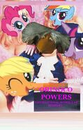Orinoco Powers International Womble of Mystery Poster