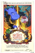 The Secret of NIMH (Disney and Sega Animal Style) Poster