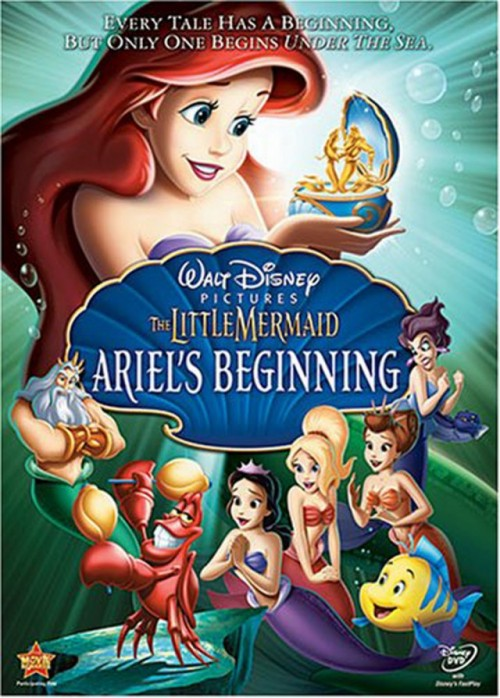 The Little Mermaid Ariels Beginning Disney Fan Fiction Wiki
