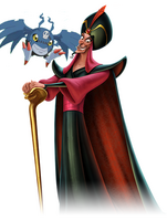 Jafar and DemiDevimon