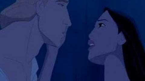 """Pocahontas - """"If I Never Knew You"""""""