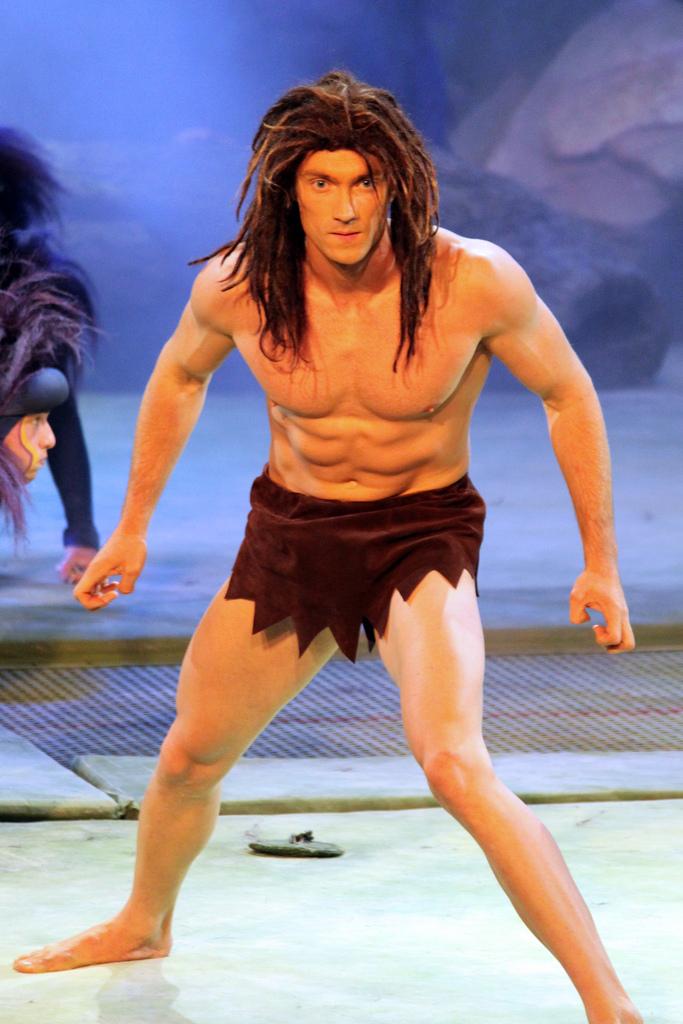 Tarzan Character Disney Fan Fiction Wiki Fandom