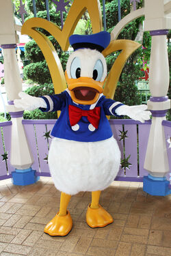 Donald HKDL