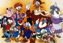 Ducktalescast