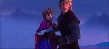 Anna and Kristoff Disney