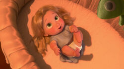 Tangled-baby