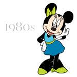 Minnie fbyears 1980