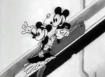 Mickey and Minnie - Building a Building