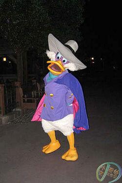 Darkwing Duck HKDL